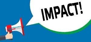 illustratie communiceren met impact